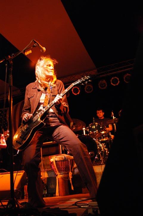 Cathy Richardson Band   Hobart 2005
